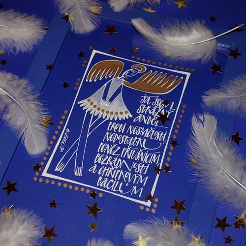 strážný anděl proti nesmělosti a tak...