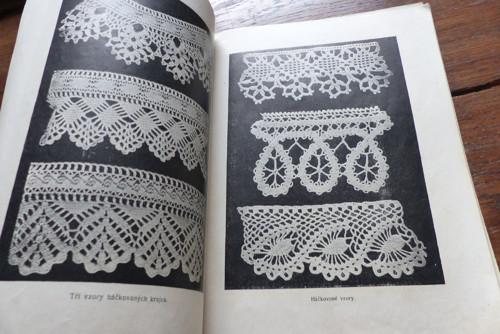 170 vzorů k háčkování- Holubovy ženské přír., 1915