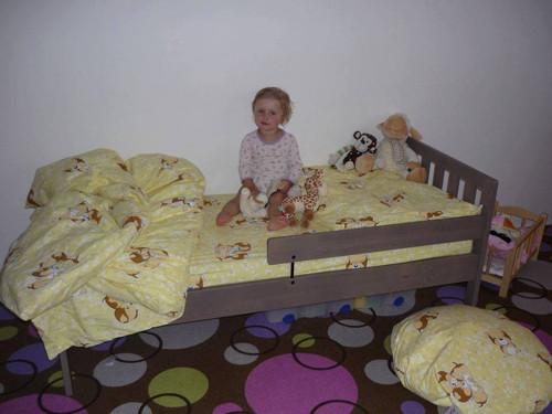 Bavlněné prostěradlo na matraci 200/90cm