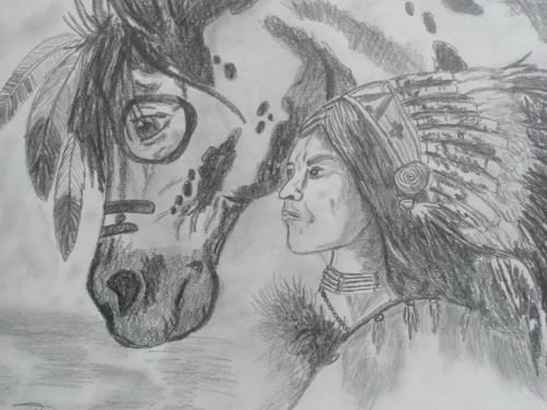 Apačský náčelník