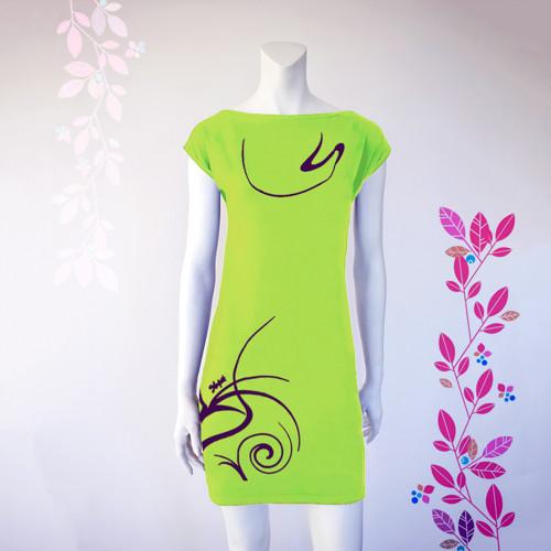Smart Dress LIME LINE