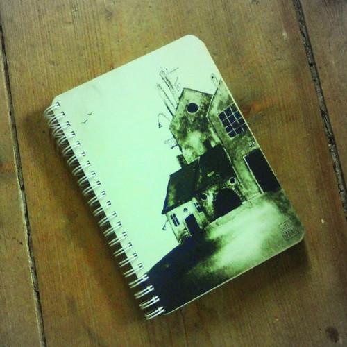 Vesnice, malý zápisník