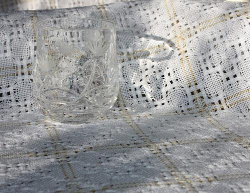 Kurz - Ažurové tkaní Huck Lace