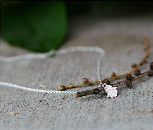 Fatimina ruka :) Ag náhrdelník