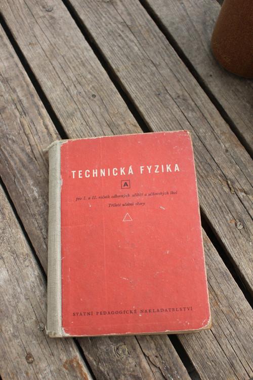 Kniha - Technická fyzika