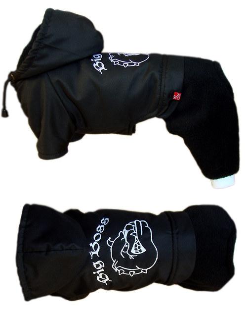 Zimný overal s odopínacími nohavicami XS