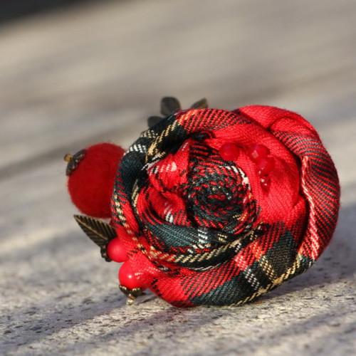 Skotská květina
