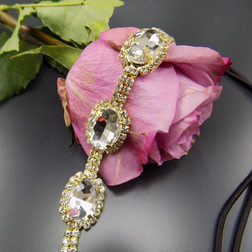 Great Gatsby Crystal štrasová ... čelenka