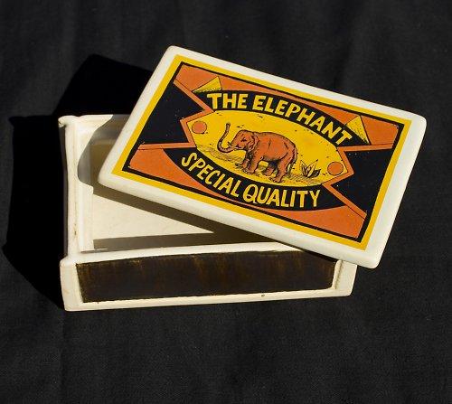 Krabička The Elephant