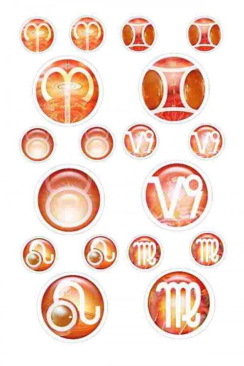 horoskop oranžový 1.díl