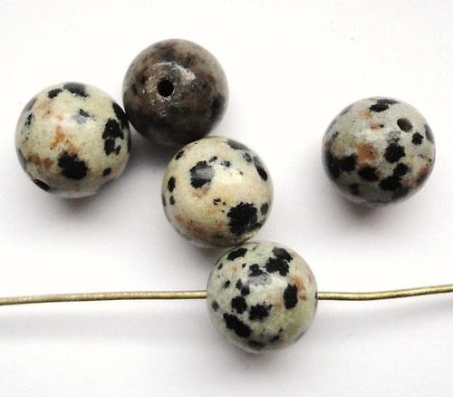 Jaspis dalmatin - kulička
