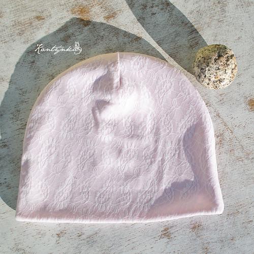Krajková.. sladce růžová