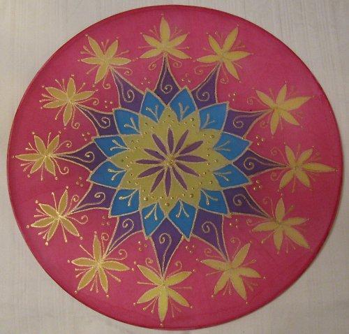 autorská mandala 25 cm