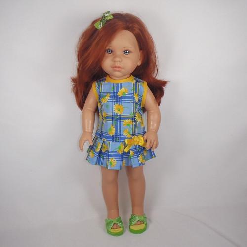oblečky pro Paola Reina 42cm Becky