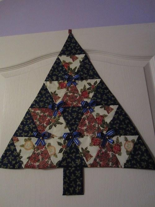 Dekorace vánoční stromeček
