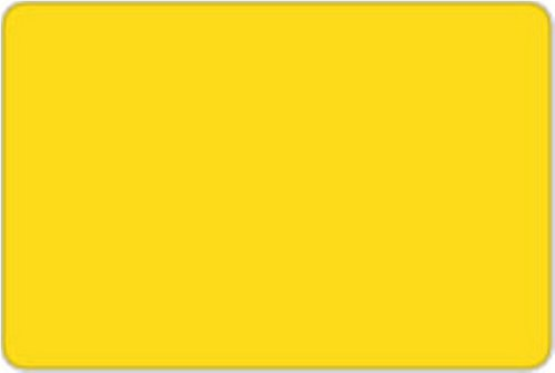 Plsť medově žlutá 1mm