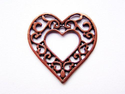 Srdce velké ((O107))