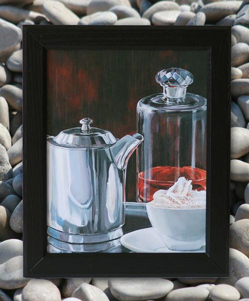 Zátiší s kávou II.