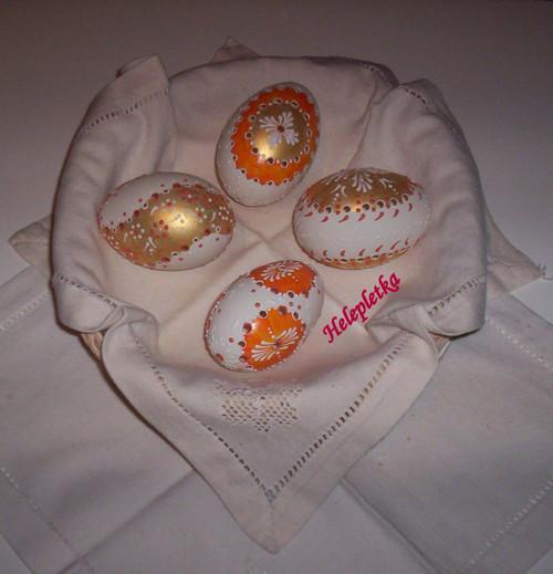 Madeirová vejce husí BHZLORB 01-04