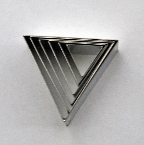 Profi mini vykrajovátka / Trojúhelníky