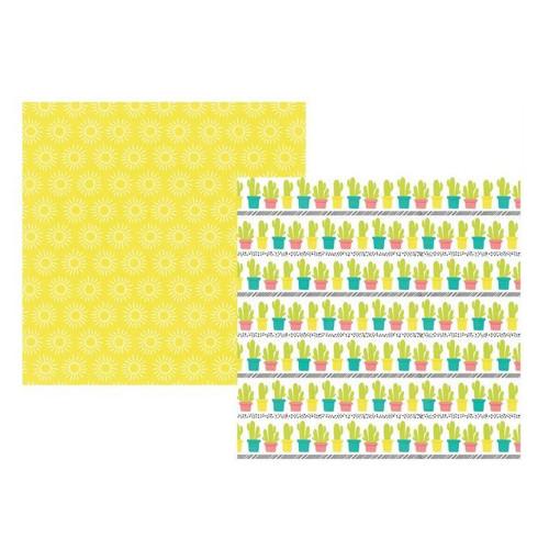 SB papír Simple Stories / Catching Rays