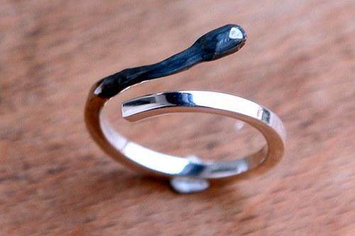 Už jsem škrtla-prsten