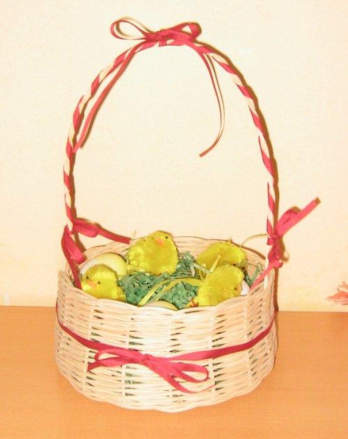Velikonoční košík