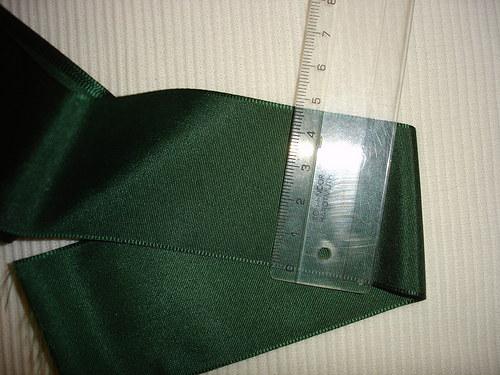 stuha taftová 1m šíře 5cm