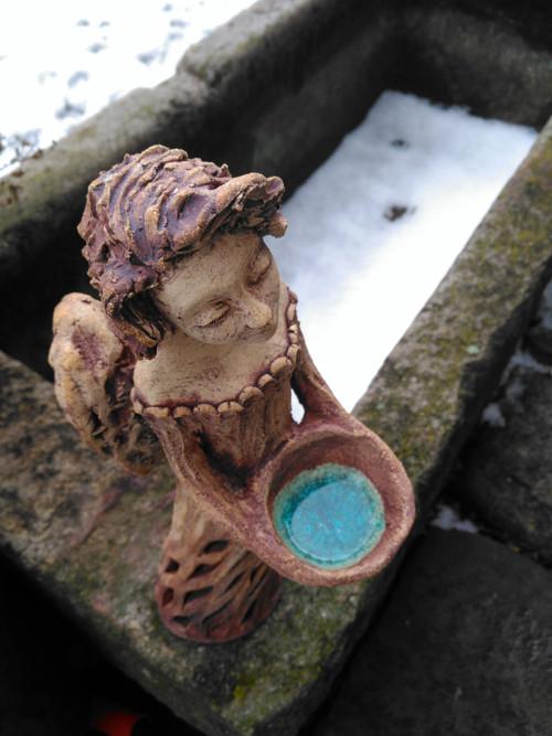 Andělka III. modrá hladina