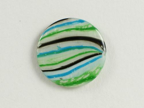 2ks perleťová kolečka 20mm