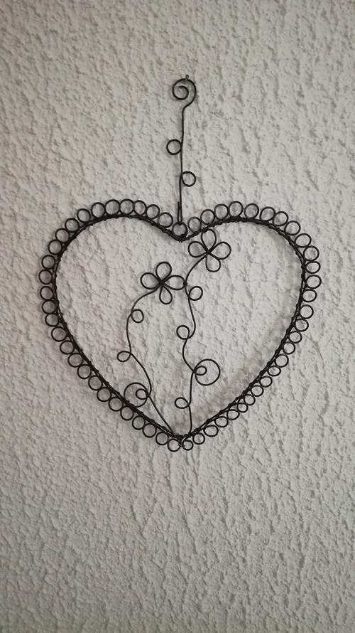 Kytičkové  srdce