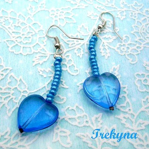 Modrá srdce