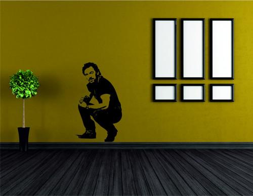Samolepka na zeď - Bono