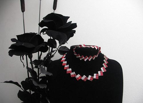 náhrdelník + náramek S2