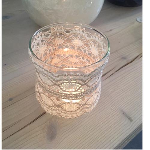 Světýlko na čajovou svíčku Jarea