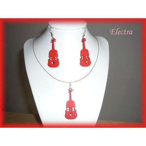 Červené housličky