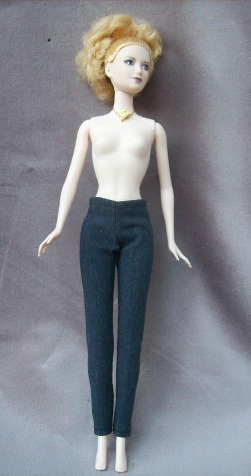 Strech džíny pro Barbie