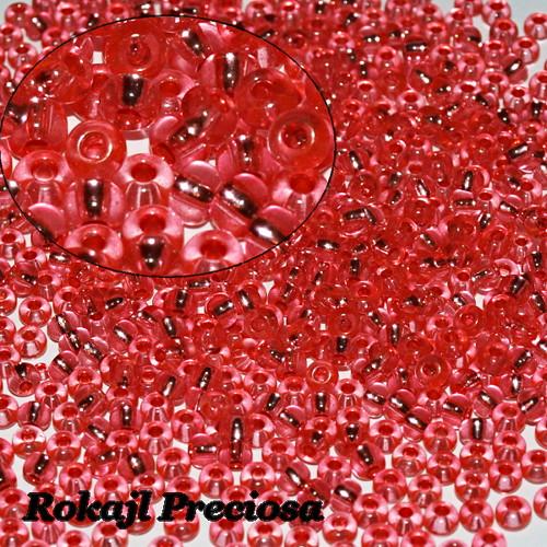 Rokajl Preciosa 6/0, S-L Padparadscha