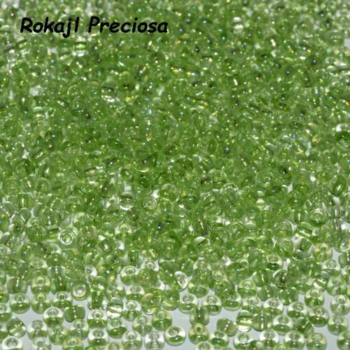 Rokajl Preciosa 6/0, Tr. Lustr. Limet