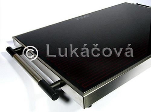 Enkaustika - sklokeramická plotna Hot-Plate