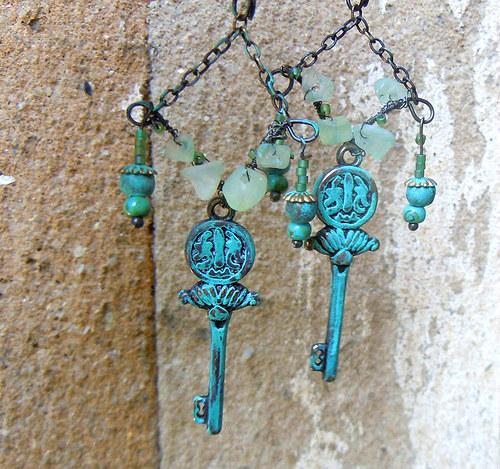 Klíče od Jadeitové zahrady