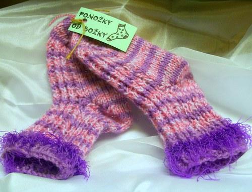 Ponožky od Božky 7