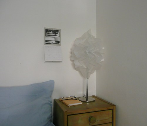 stolní lampa Ježura