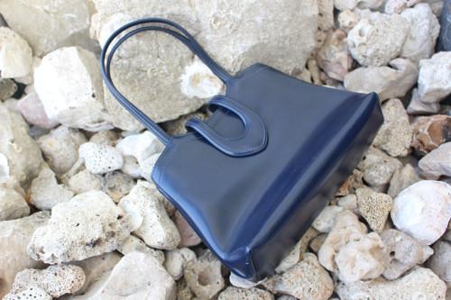 Luxusní rámová kabelka