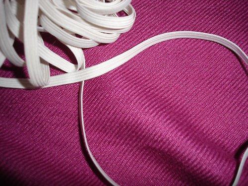 prádlová guma 5mm,cena za 1m
