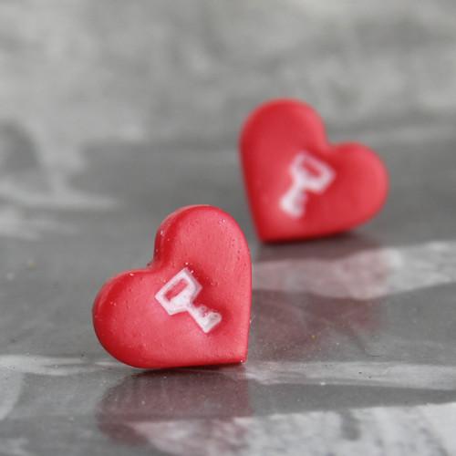 Srdce s klíčky
