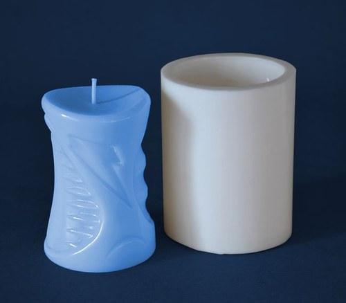Forma na svíčky Hyperbola malá 8,7cm