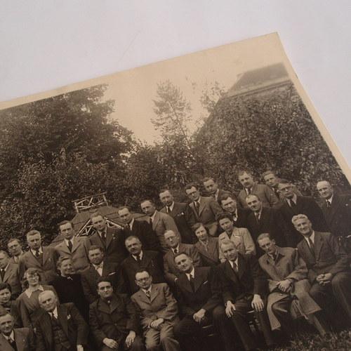 Skupinová fotografie Chrudim - č.1277