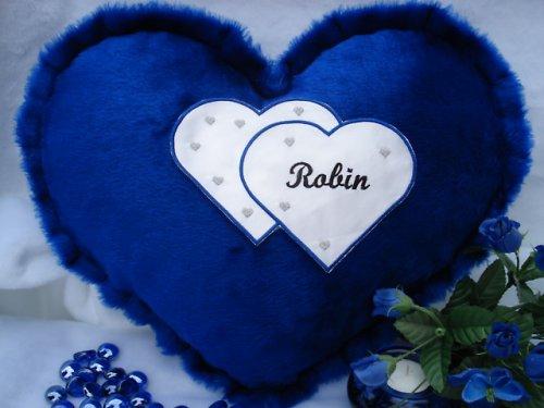 Polštář srdce Robin
