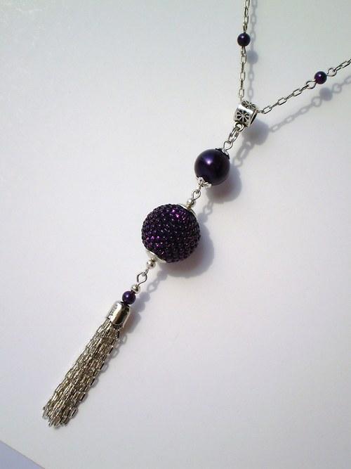 Dark Purple Velvet